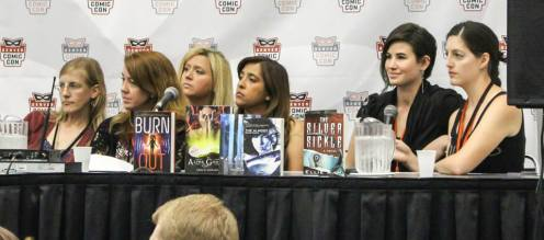 Denver Author Panel