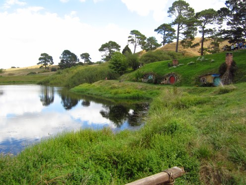 Farell, Hobbiton! Until next time!