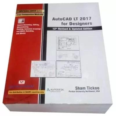 AutoCAD LT 2017 for Designers Konga Online Shopping