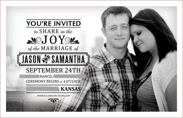 Postcard Invitations?
