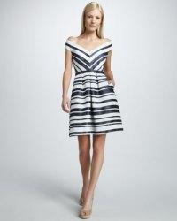 Striped Bridesmaid Dresses?!