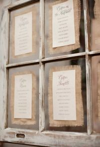 How to use white french windows as rustic/vintage wedding ...