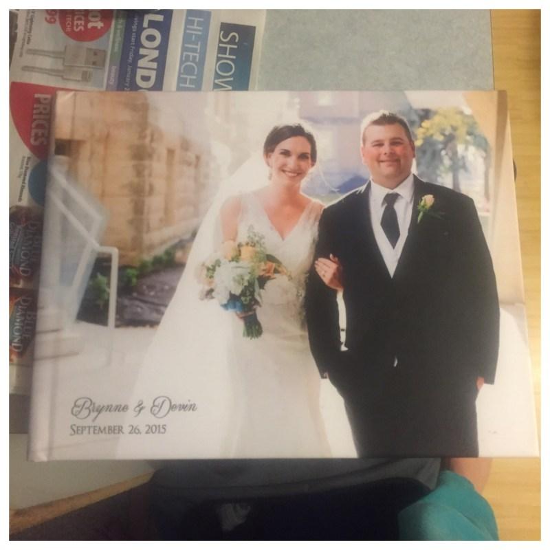 Large Of Wedding Photo Book