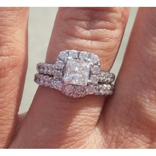Medium Crop Of Vera Wang Wedding Rings