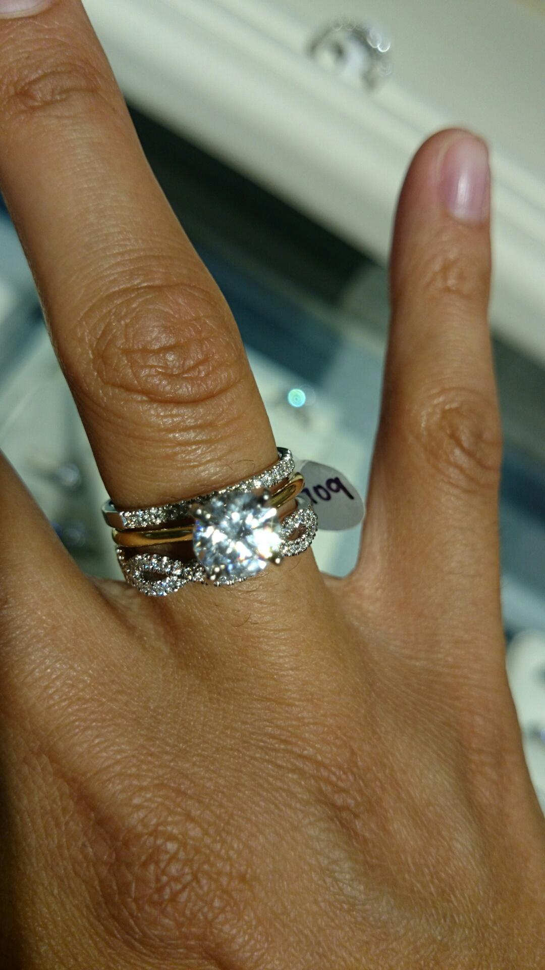 infinity twist wedding ring infinity twist wedding band Infinity twist wedding ring Tagged Blue Nile Wedding Bands