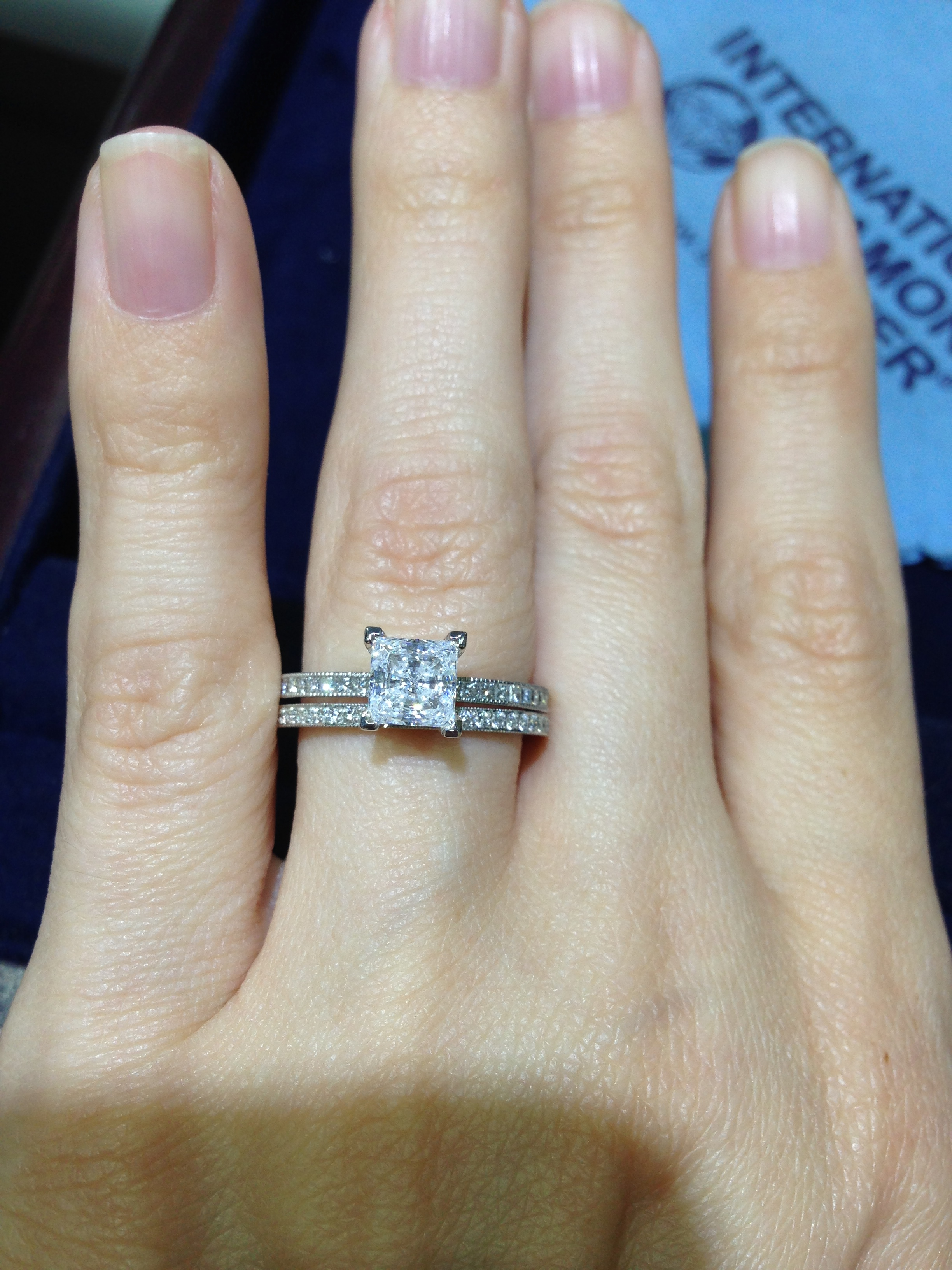please help i need to find a cheaper ring with a similar look to this tacori tacori wedding band Tagged rings tacori