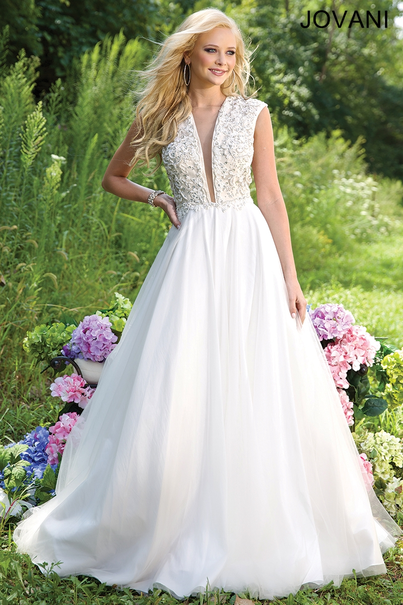 inexpensive alternative prom dress as wg jovani wedding dress