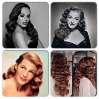 1930s-1940s Vintage Hair styles  Real brides please post ...