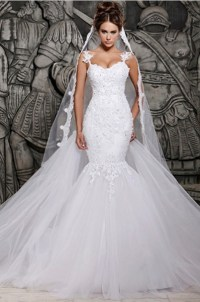 Most popular wedding dress of 2015?