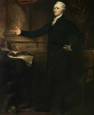 Alexander Hamilton Chronology American Experience Official Site