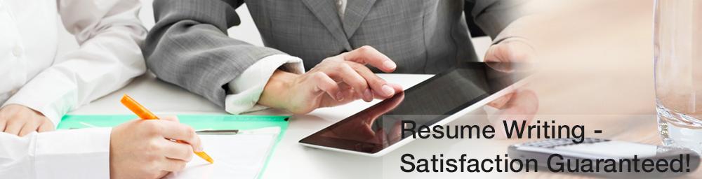 Professional Resume Writing Services - Customer Testimonials 1