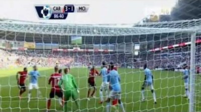 Cardiff City vs Manchester City highlights (3-2)