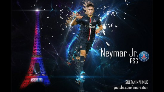 Fc Barcelona 3d Live Wallpaper Neymar And Cavani At Odds Over Penalty Football News At