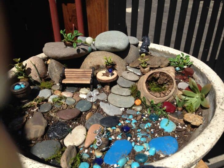 Kimberlysdreamcraft Potted Garden | 1001 Gardens