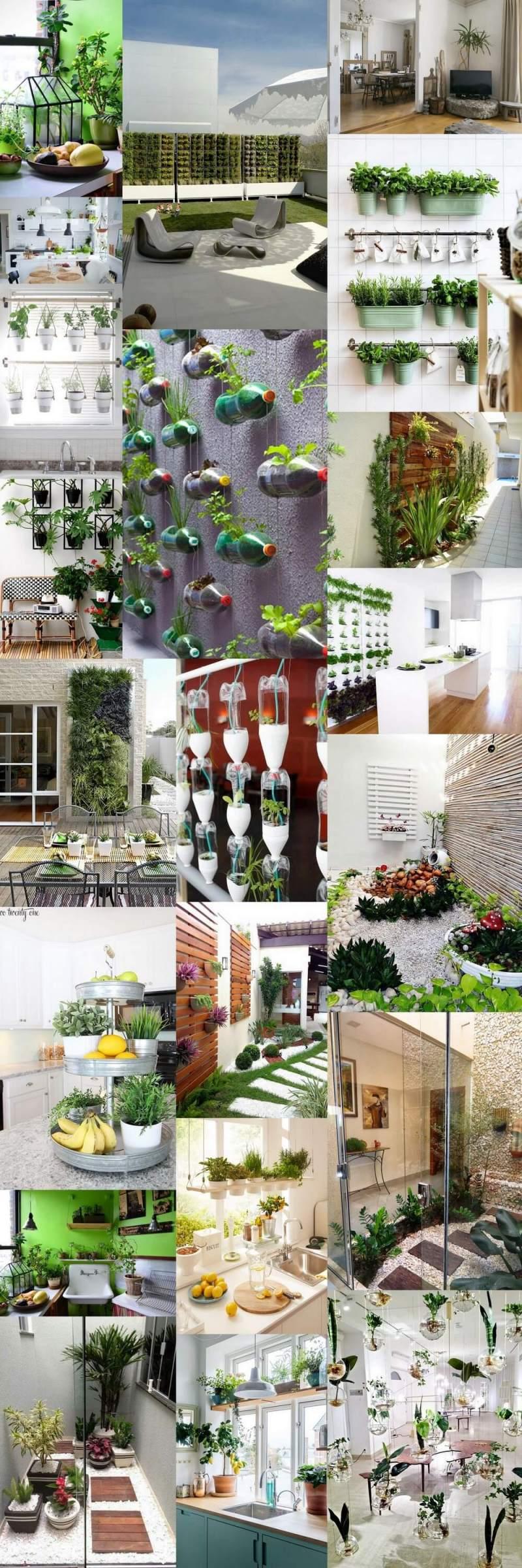 Large Of Homemade Indoor Garden