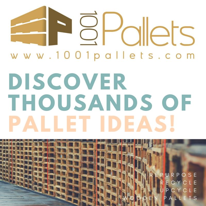 Projects Made From Wooden Pallets