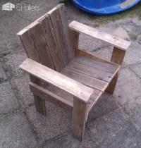Little Child Pallet Chair  1001 Pallets
