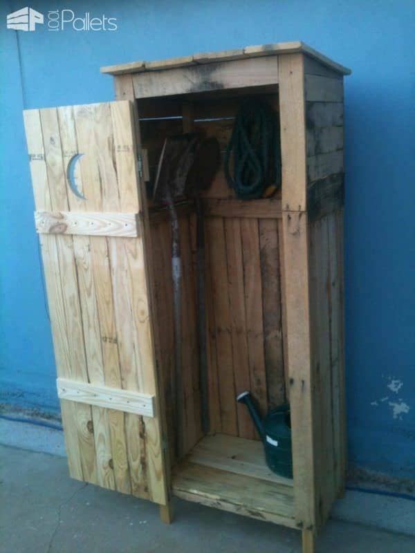 Mini Storage Shed Outhouse Look O 1001 Pallets