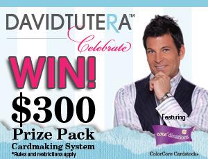 Win a David Tutera Prize Pack