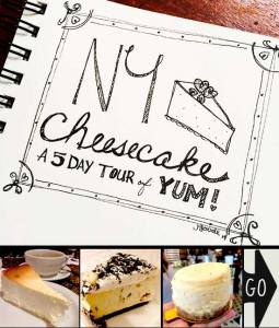 New York Cheesecake 5 day tour