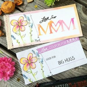 Coupons for Mom - send a little love