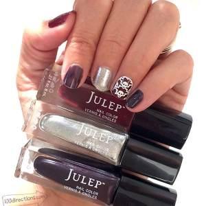 Halloween Nail Art with Julep