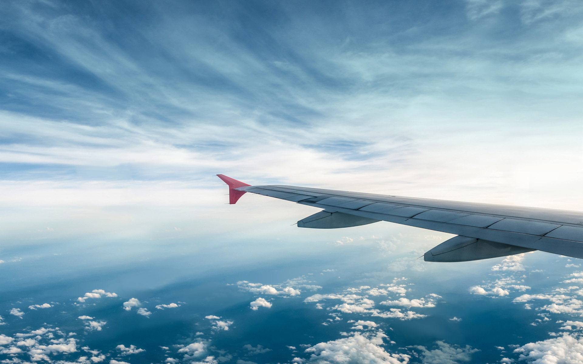 Wallpaper 3d Nature 1280x1024 Airplane Wing Wallpapers Wallpapers Hd