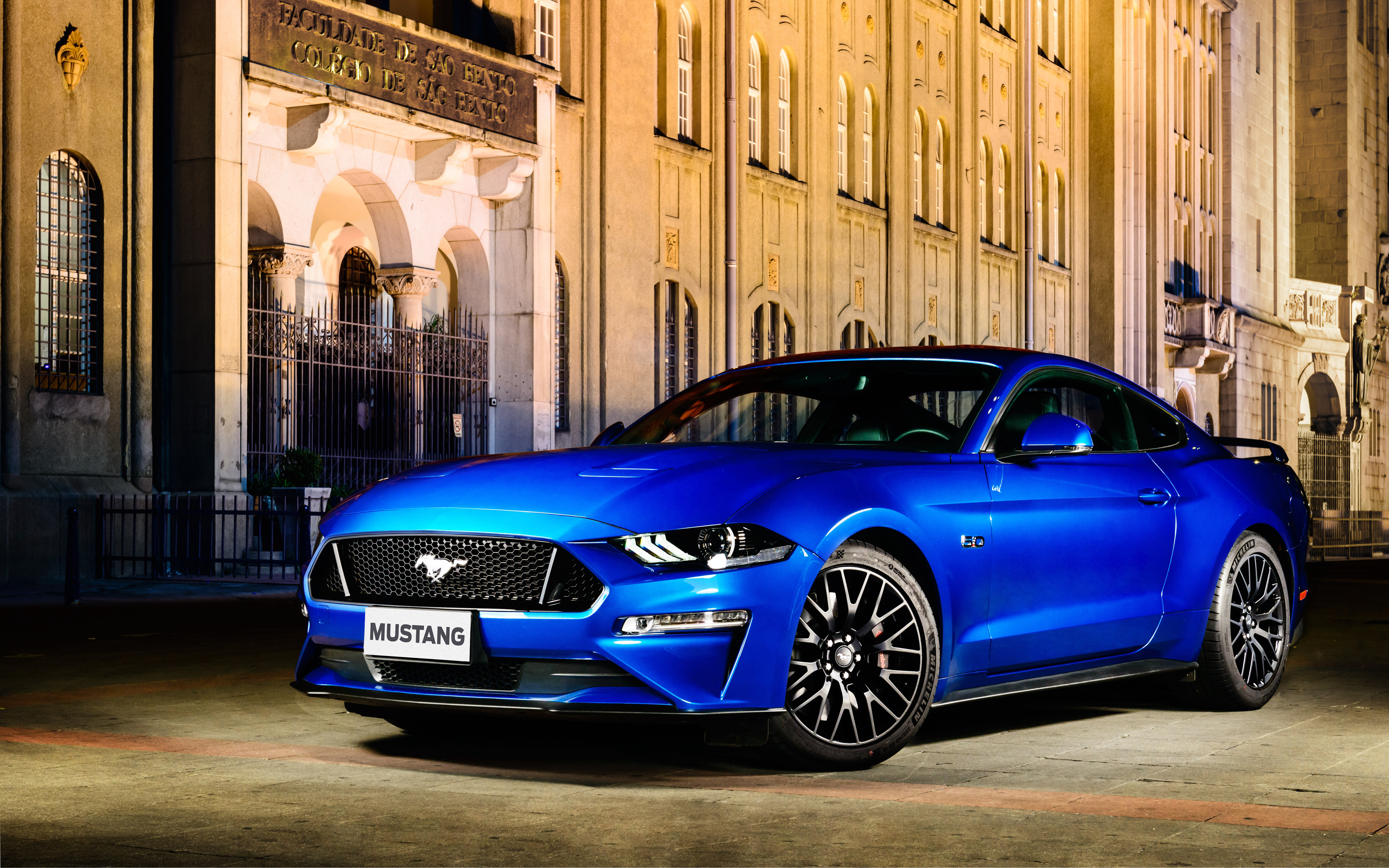 3d Beach Wallpapers Free 2018 Ford Mustang Gt Wallpapers Wallpapers Hd