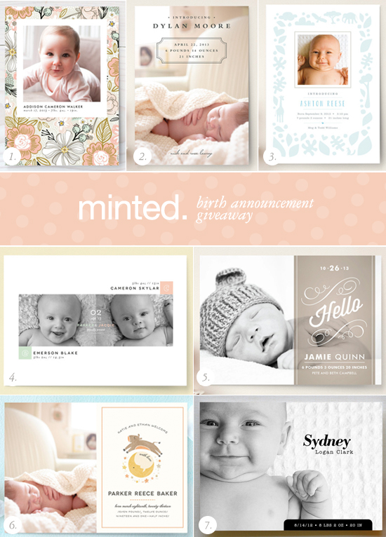 birth announcements Archives - 100 Layer Cakelet