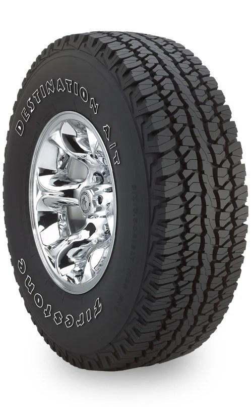 Firestone Destination A-T Tire Reviews (176 Reviews)