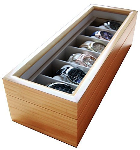 Chiyoda Automatic Double Watch Winder With Two Quiet