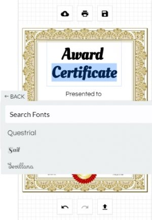 Free Printable Certificate Templates Customize Online