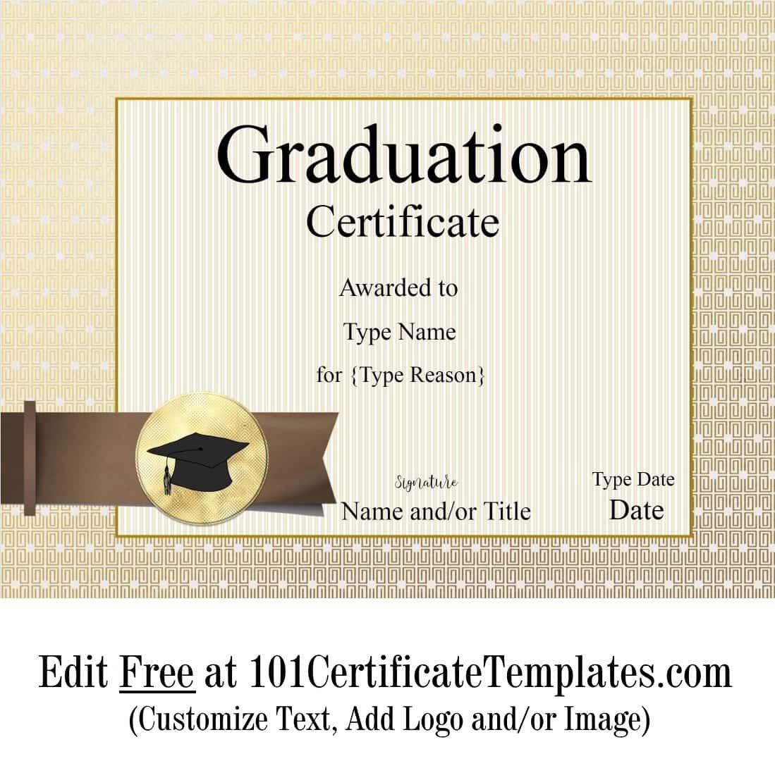 printable graduation diploma