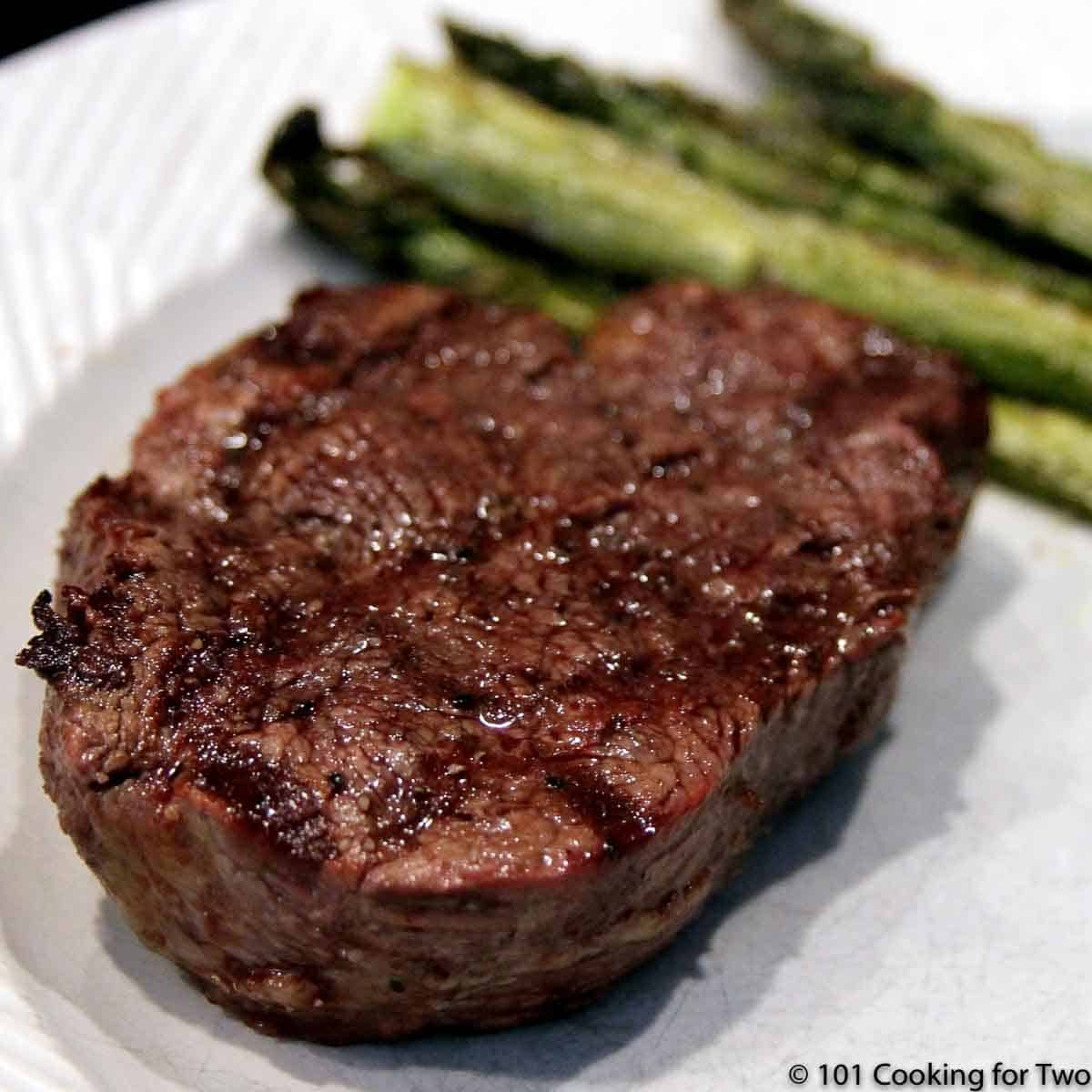 How to Grill a Filet Mignon on a Gas Grill 101 Cooking For Two