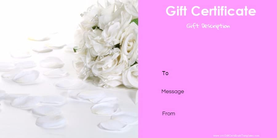 Free Printable Anniversary Gift Vouchers - Customize Online