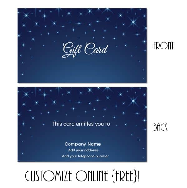 free gift card maker