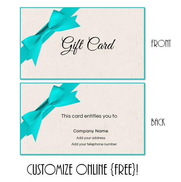 gift cards templates the-links