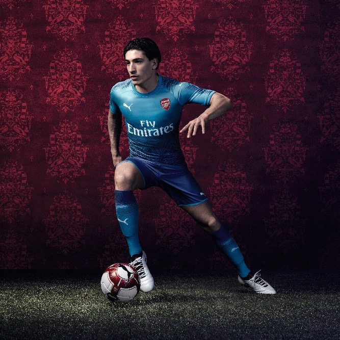 Arsenal Live Wallpaper Hd Arsenal Release New Puma Away Kits For 2017 2018 No Sign