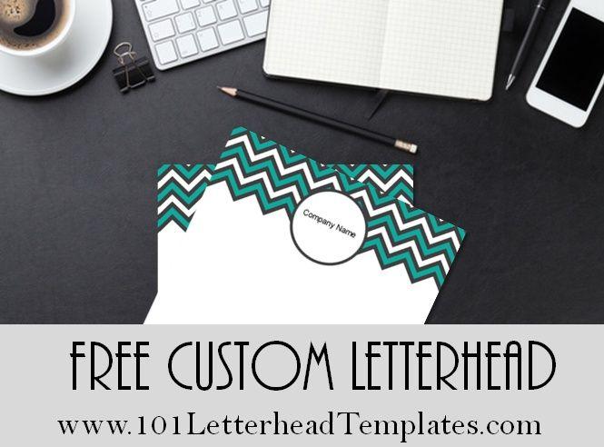 Free Letterhead Templates - free printable business letterhead templates