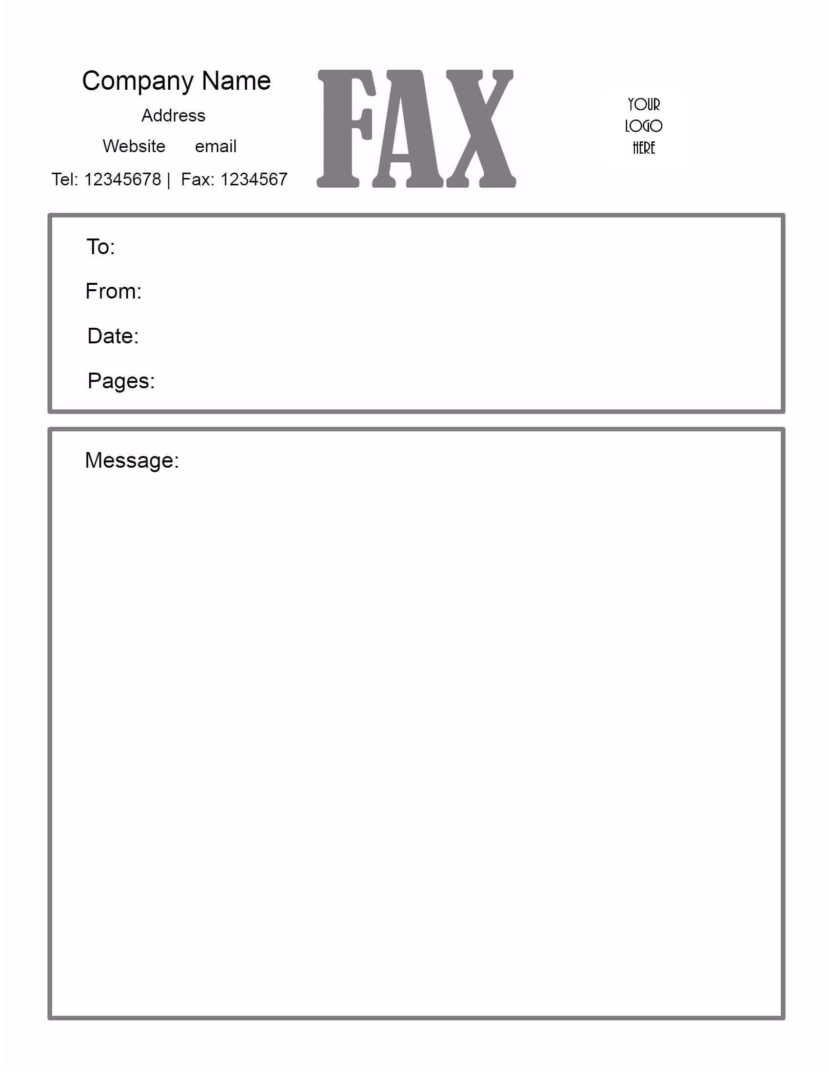 Resume Skills And Qualifications Examplesprint free fax cover – Free Printable Fax Cover Sheet