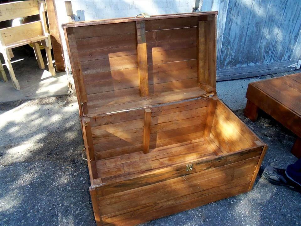 5 Unique DIY Wood Pallet Furniture Ideas