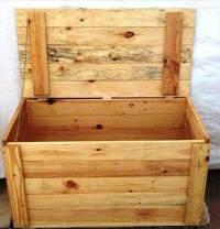 DIY Custom Wood Pallet Furniture Ideas - 101 Pallet Ideas