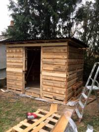 Amazing Constructions with Pallets - 101 Pallet Ideas