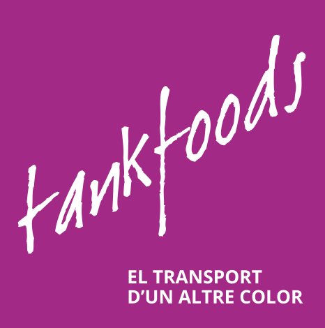 Tank Foods Logo fons lila