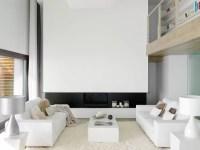 Modern home with pure white interior in Granada, Spain ...
