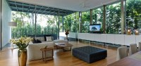 Zen Courtyard: Contemporary home in Singapore inspired by ...