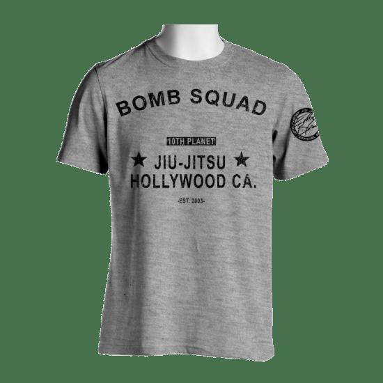 10th planet bomb squad hollywood t shirt 10th planet jiu for Planet hollywood t shirt