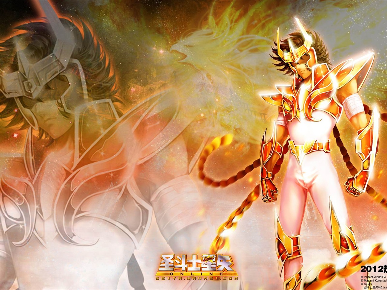 Wallpaper Dragon Ball 3d Hd Saint Seiya Omega Anime Hd Fond D 233 Cran Aper 231 U