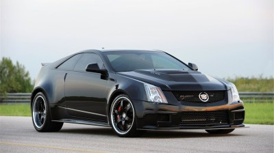 Cadillac CTS-V by Hennessey Auto HD Wallpapers 10 View