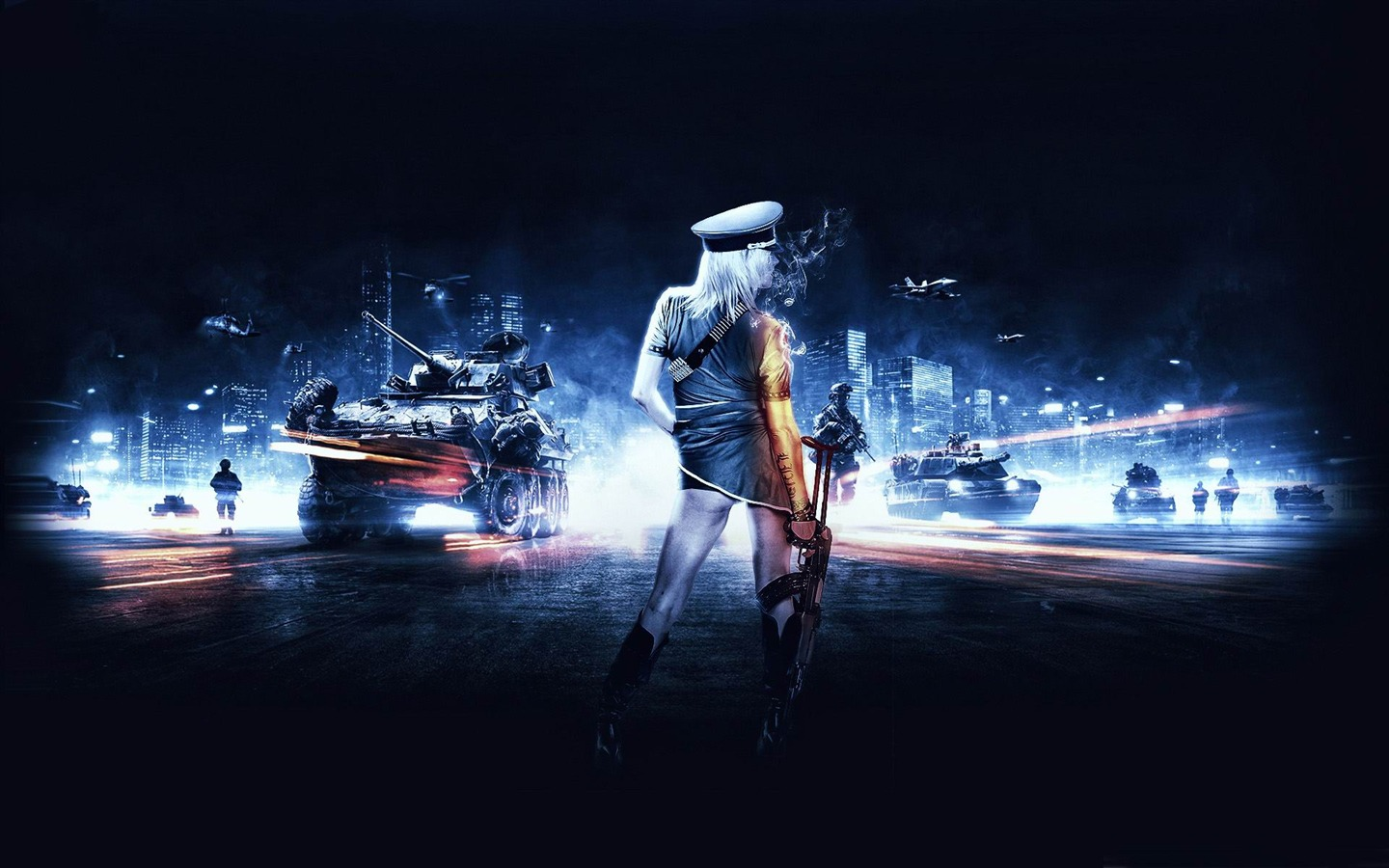 Battlefield 4 Girl Wallpaper Battlefield 3 Girl Games Hd Wallpaper Preview